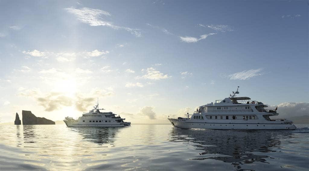 Mit den Kreuzfahrtschiff in den Sonnenuntergang - Reisen in Ecuador und Galapagos-Inseln