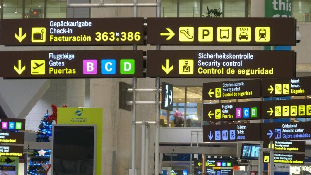Am Flughafen den Überblick nicht verlieren - Ecuador und Galapagos-Inseln Reise Sicherheit