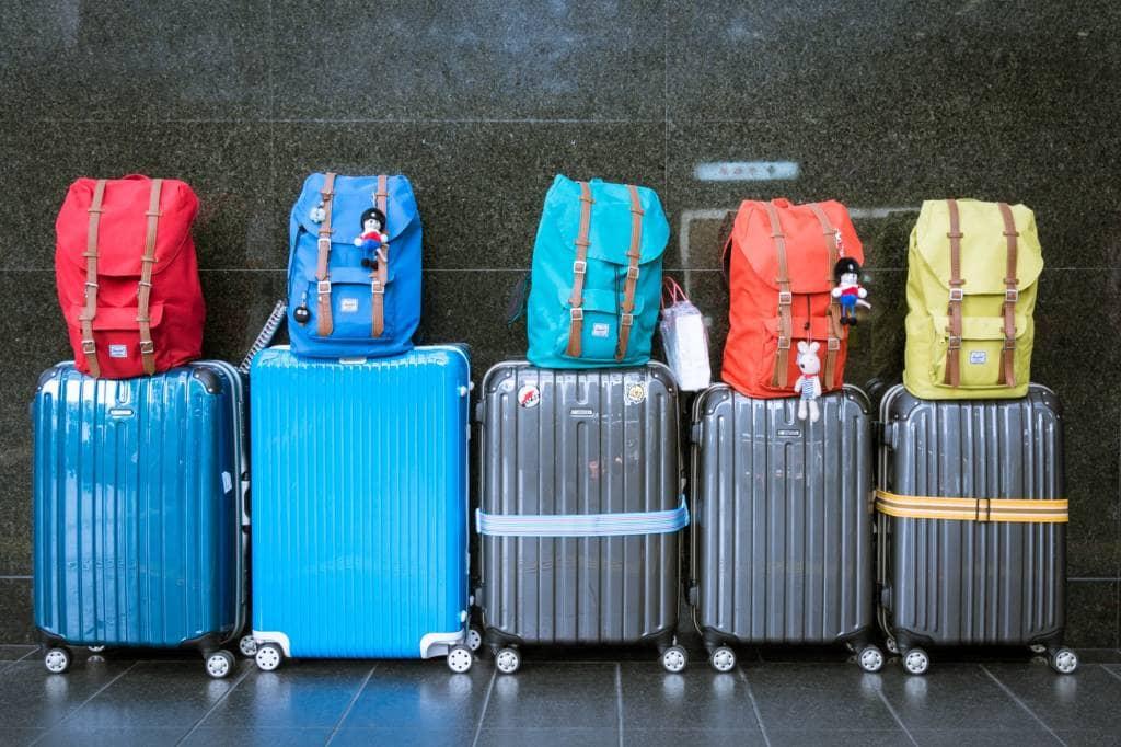 Den richtigen Koffer und das passende Handgepäck mitnehmen - Ecuador und Galapagos-Inseln Packliste