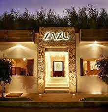 Sehr schickes und modernes Restaurant in Quito - das Zazu