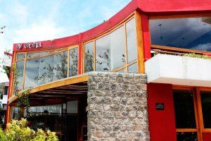 Das Restaurant Mi Cocina im Stadtteil Floresta in Quito