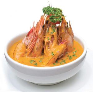 Tolle Farben, tolles Essen - Das Restaurant Las Esmerladas in Quito