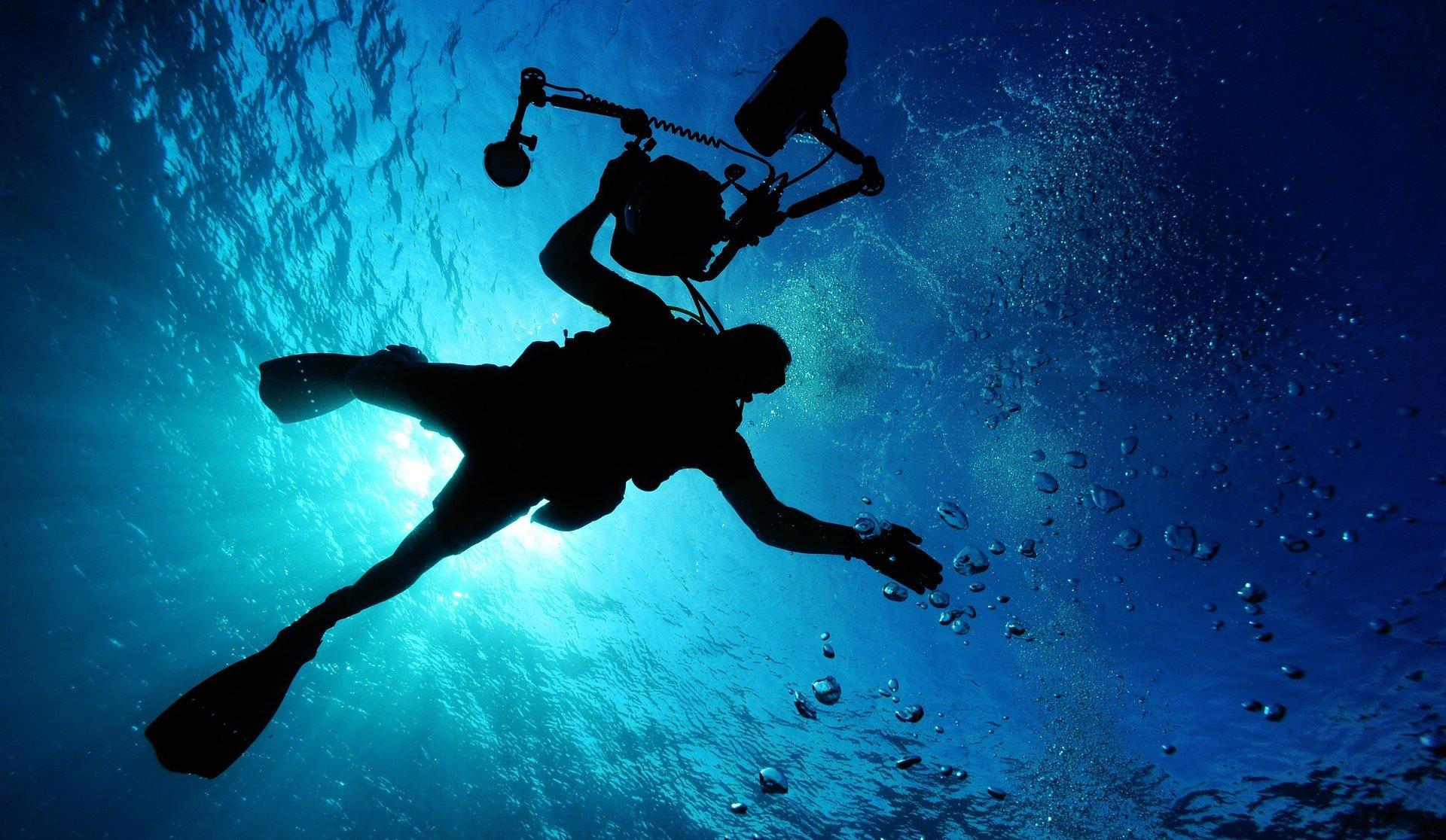 Unter Wasser tolle Bilder machen - Tauchen auf den Galapagos-Inseln