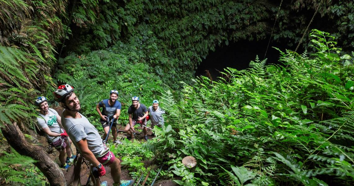 Tief im Amazonas Geheimnisse entdecken während einer Ecuador-Galapagos-Gruppenreise