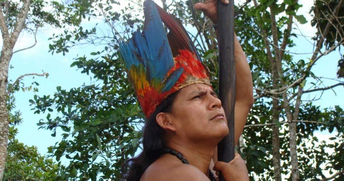 Die unterschiedlichsten Stämme - Sprache und Kultur in Ecuador und die Galapagos-Inseln