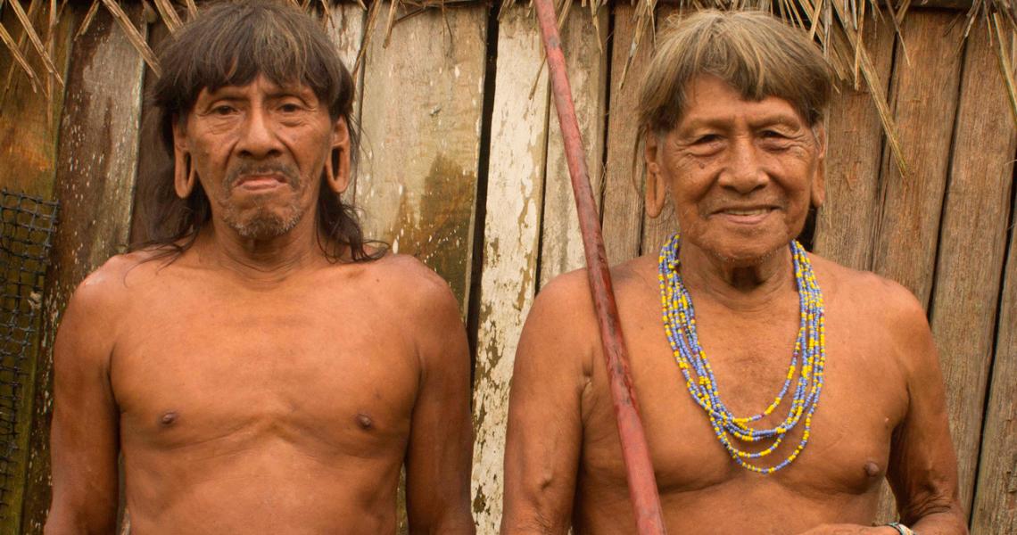 Völkervielfalt - Sprache und Kultur in Ecuador und die Galapagos-Inseln