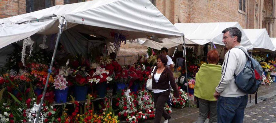 Wunderschöne Märkte - Shopping- und Einkaufsmöglichkeiten in Ecuador