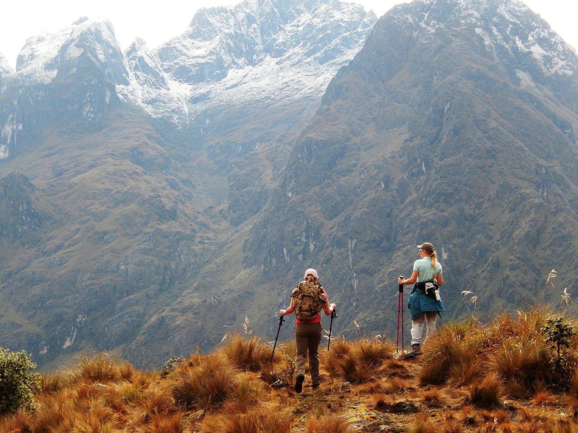Imposante Ausblicke auf dem Inka-Trail - Top 10 Sehenswürdigkeiten im Hochland Perus