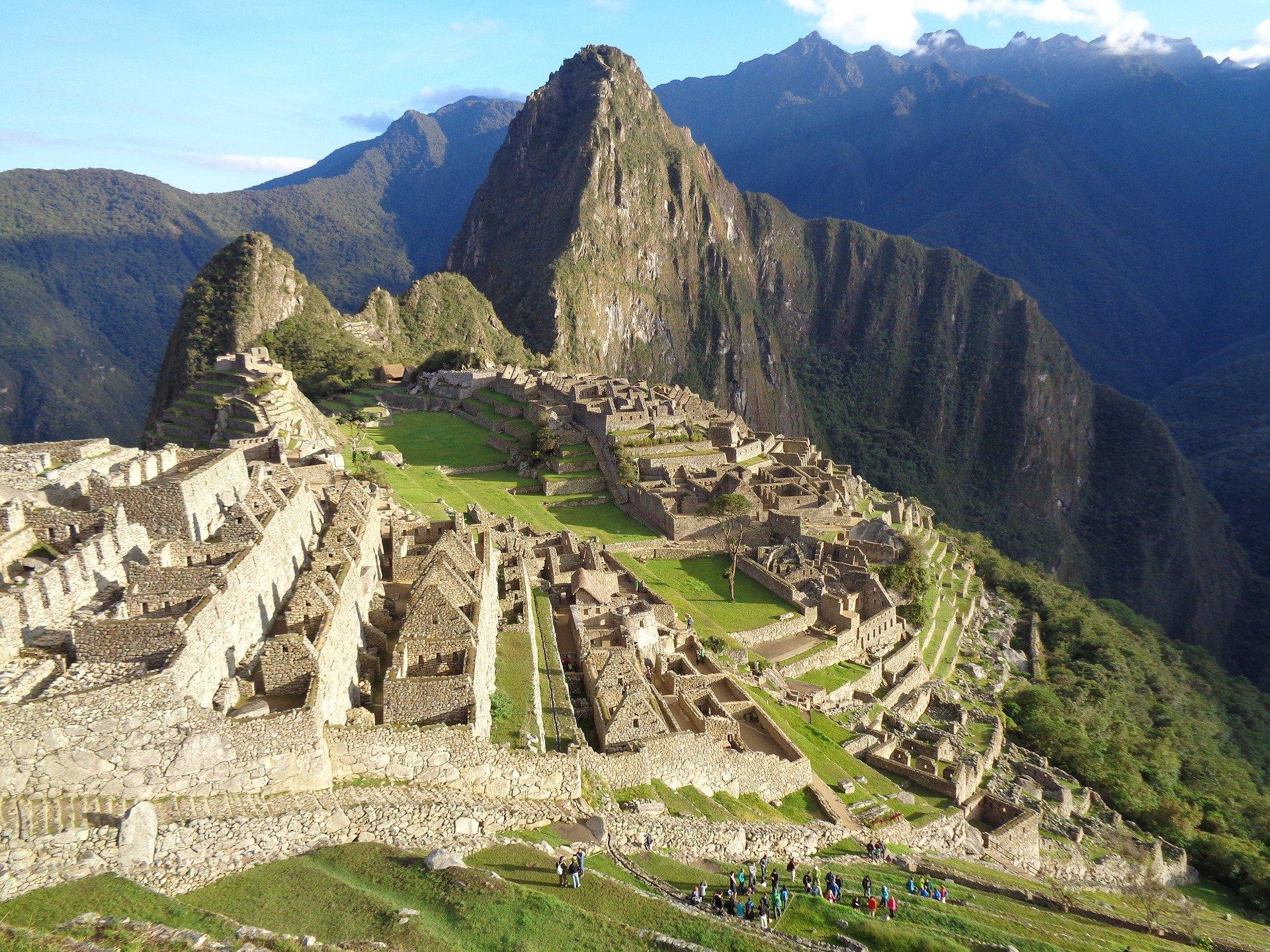 Das imposante Machu Picchu - Top 10 Sehenswürdigkeiten im Hochland Perus