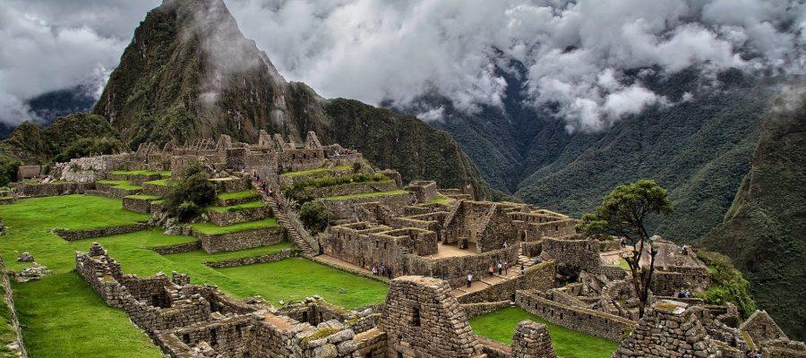 Baukunst der Inkas in Machu Picchu - Top 10 Sehenswürdigkeiten im Hochland Perus