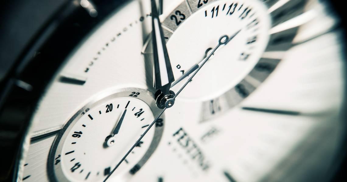 Richtig die Uhr umstellen - Zeitverschiebung in Ecuador und auf den Galapagos-Inseln