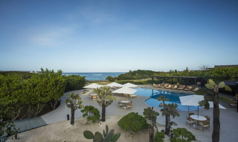 Wunderschöne Anlage des Finch Bay Eco Hotels - Ecuador & Galapagos Luxus-Reisen