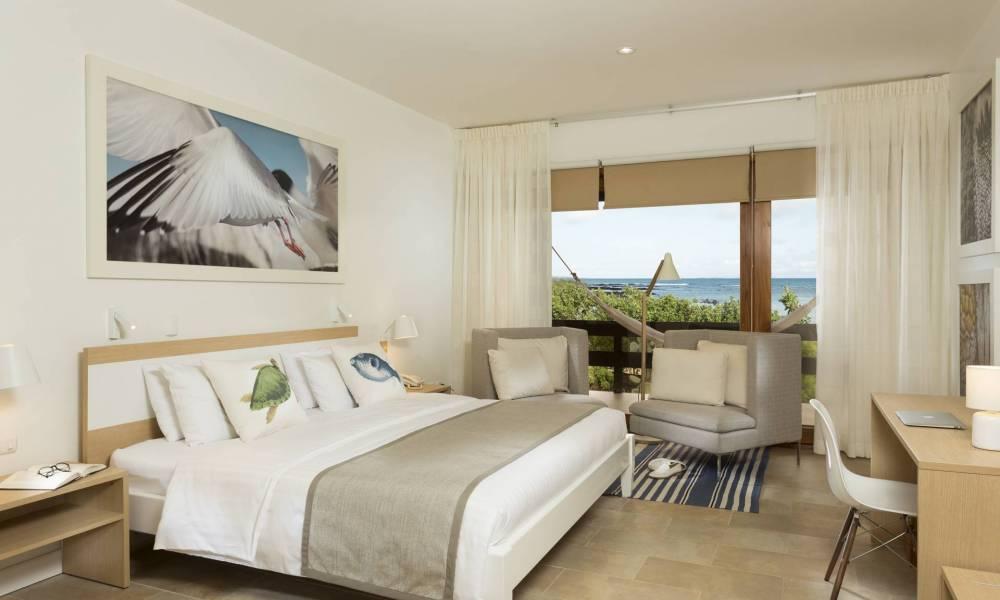Doppelzimmer im Finch Bay Eco Hotel - Ecuador & Galapagos Luxus-Reisen
