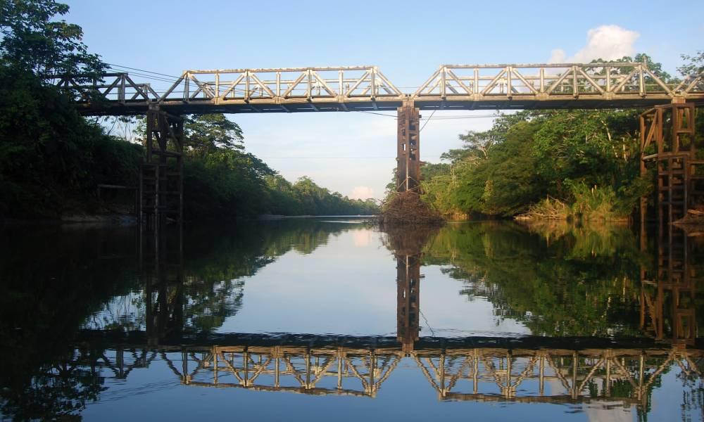 Von den Anden bis zum Amazonas - Tolle Brücken im Amazonas mit dem Zug überqueren - Die beeindruckende Weite Ecuadors - Reisen im Garten Eden