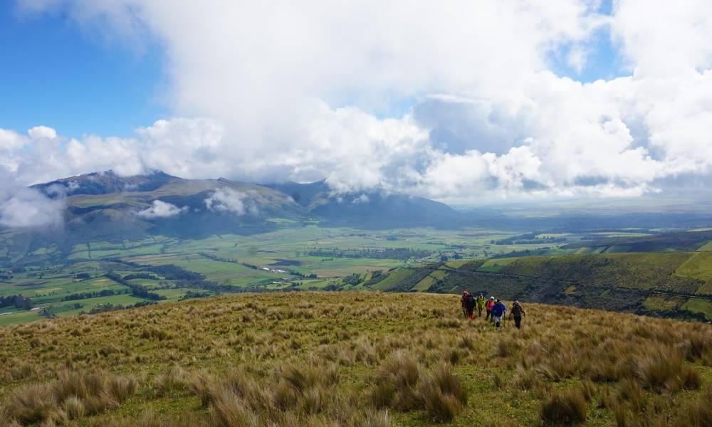 Der ideale Wanderurlaub - Ecuador-Reisen im Garten Eden