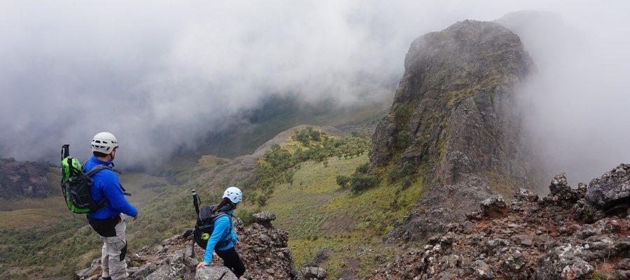 Mit dem Wandergeschirr durch Ecuador - Reisen im Garten Eden