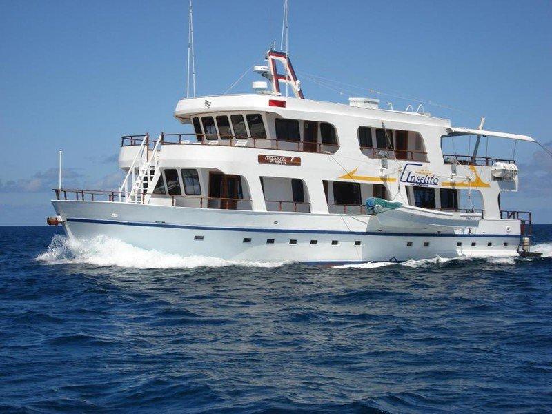 Galapagos-Kreuzfahrt Motoryacht Angelito