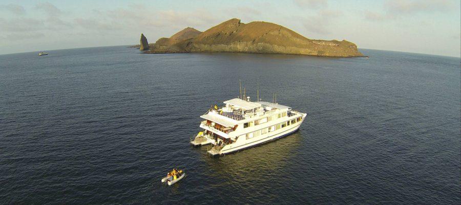 Galapagos-Kreuzfahrt Katamaran Millenium