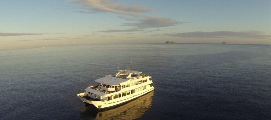 Galapagos-Kreuzfahrt Millenium