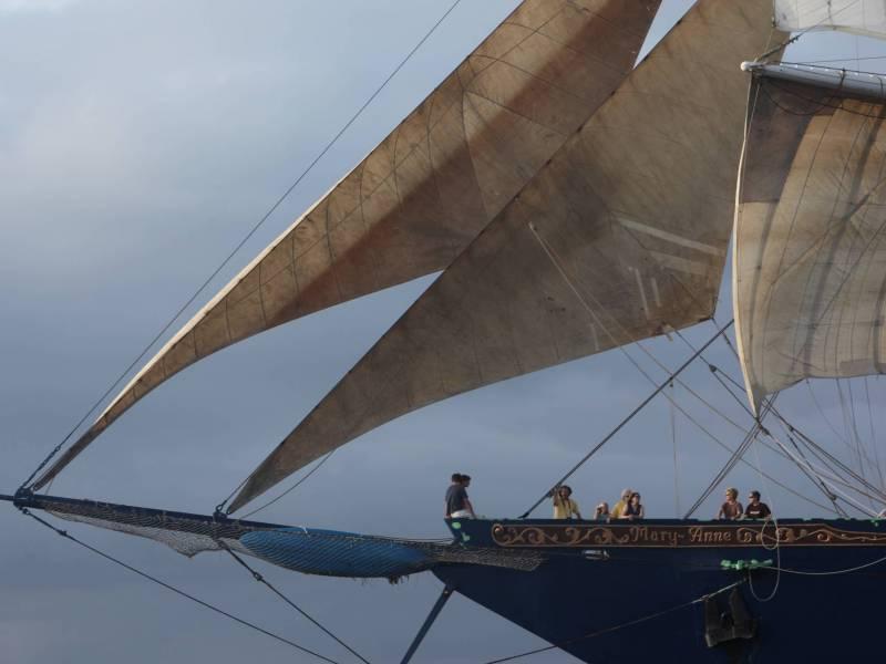 Galapagos-Kreuzfahrt Mary Anne