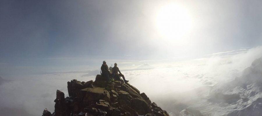 Ecuador Reisen Bergsteigen - Erlebnisse, die man nie mehr vergisst