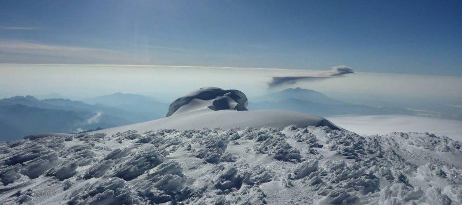 Ecuador Reisen Bergsteigen - Überwältigende Panoramen
