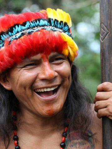RAINFOREST TOURS & VISIT THE SHAMAN