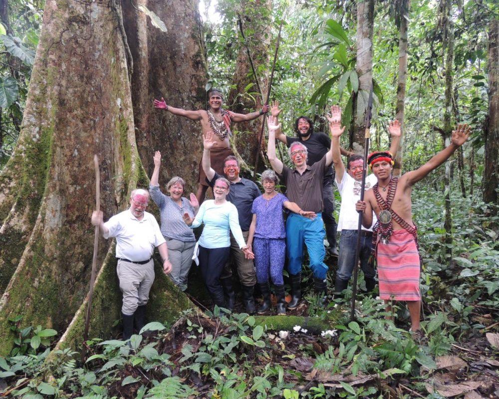 Lernen Sie Lebensweise der Shuar kennen auf einer Ecuador-Galapagos-Gruppenreise