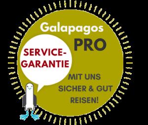 Servicegarantie - Galapagos PRO