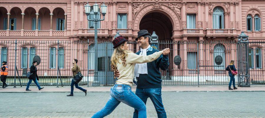 Die Hauptstadt des Tango - Buenos Aires während einer Südamerika Reise entdecken