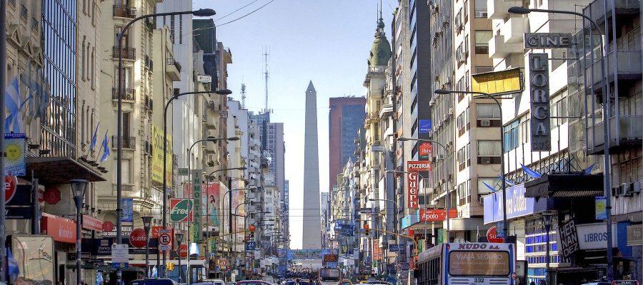Die quirlige Hauptstadt Argentiniens auf einer Südamerika Reise besuchen