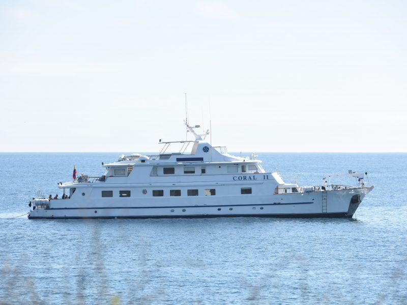 Galapagos-Kreuzfahrt - Die Coral II