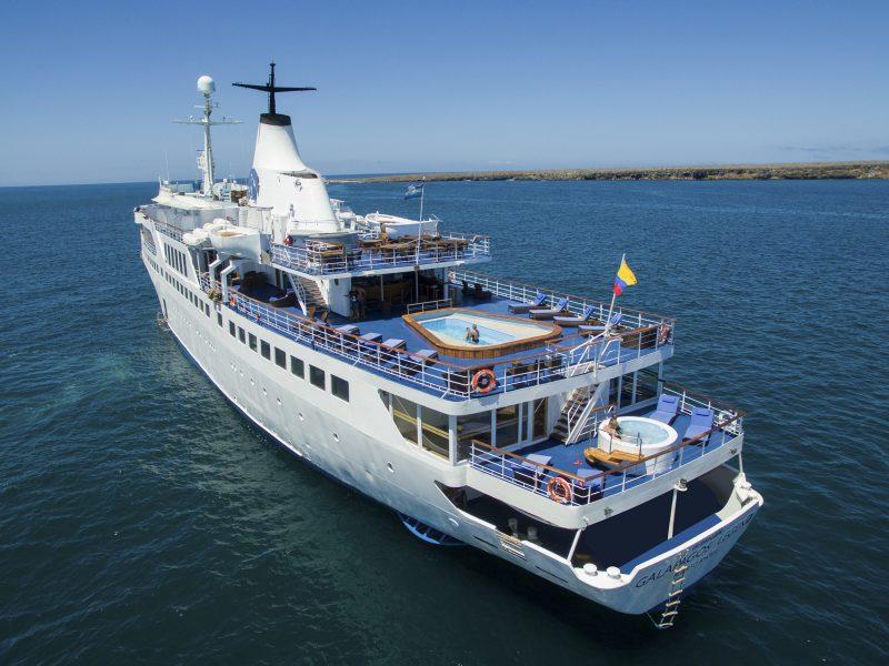 Galapagos-Kreuzfahrt auf der Galapagos Legend