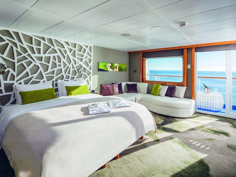 Galapagos Kreuzfahrt - Moderner Komfort auf der Galapagos Legend