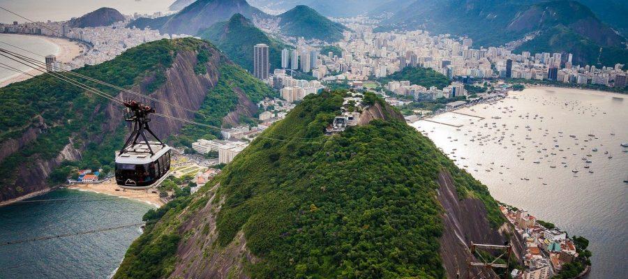 Entdecken Sie die schöne Stadt an der Copacabana während einer Südamerika Reise