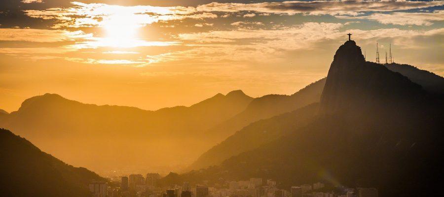 Abendstimmung in Rio de Janeiro während einer Südamerika Reise erleben