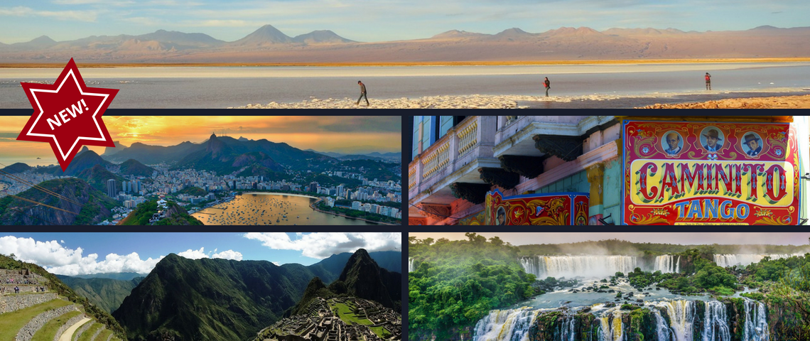 Tours to South America & Galapagos