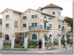 Klassisches Stadthaus im Herzen von Quito - Das Hotel La Vieja Cuba