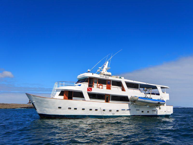 Galapagos-Kreuzfahrt Aqua - Tauch-& Naturkreuzfahrten