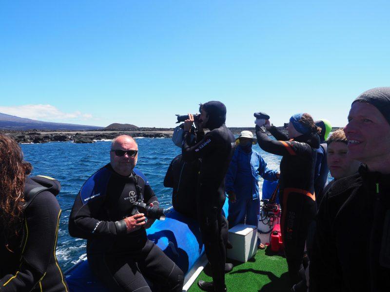 Galapagos-Kreuzfahrt Aqua - Tauchsafari