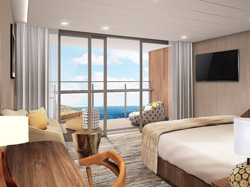 Galapagos-Kreuzfahrt Flora - Sky Suite