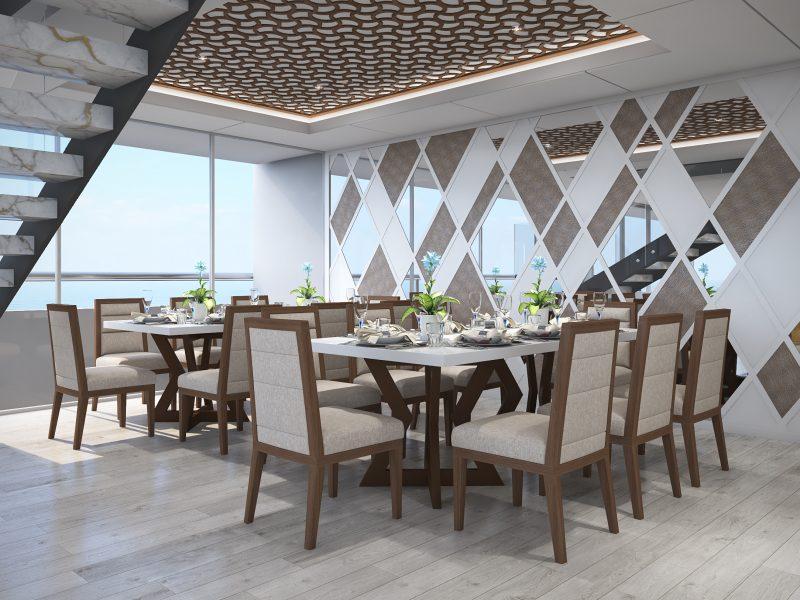 Galapagos-Kreuzfahrt Elite - Restaurant