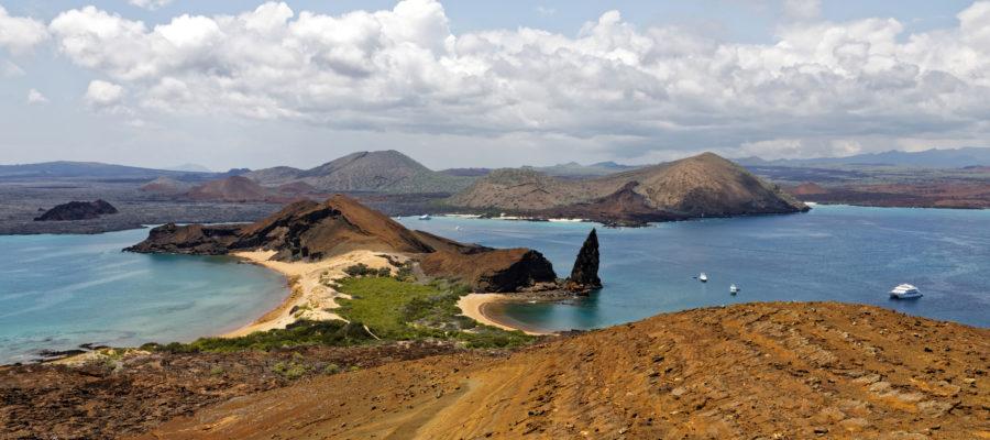 Südamerika, Ecuador, Galapagos Inseln, Inseln Bartholomé & Santiago // South America, Ecuador, Galapagos Islands, Islands Bartholomé & Santiago