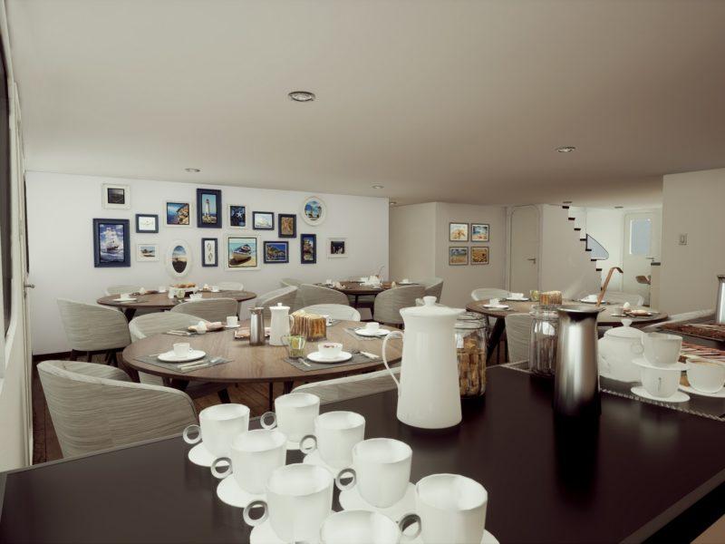 Essensbereich innen Tip Top V