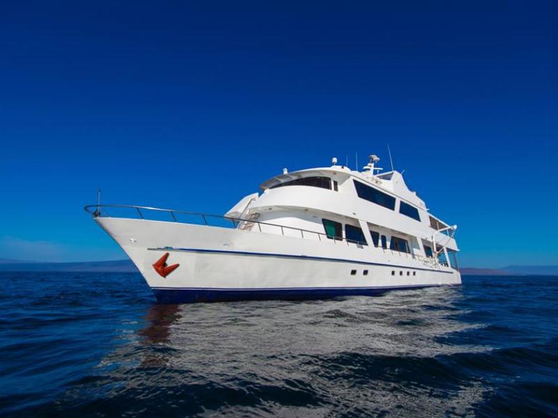Blue Spirit Yacht - Galapagos PRO