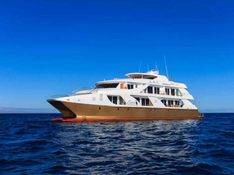 The Elite Catamaran with Galapagos PRO