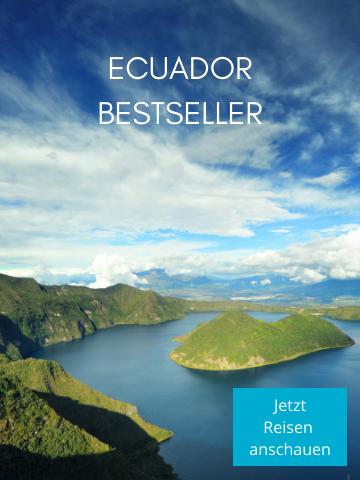 Ecuador reisen sicher buchen - auf eigene faust oder mit Reiseführer