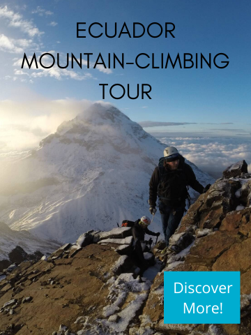 Ecuador Mountain Climbing Tour - Guided tours - Summit Cotopaxi