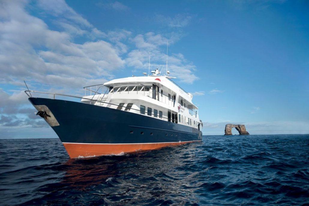 Galapagos-Kreuzfahrt Master