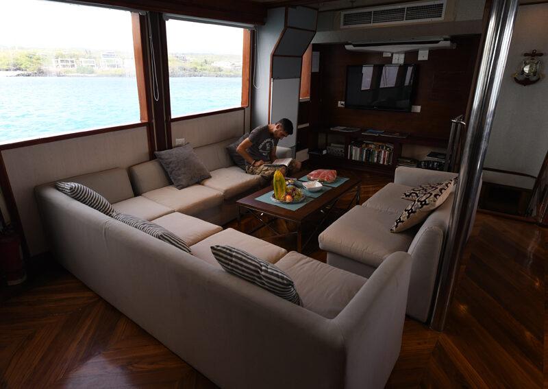 Lounge Humboldt Explorer